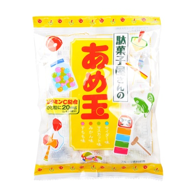 Ribon Assorted Candy 105g