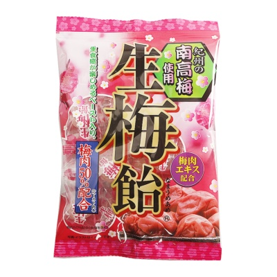 Ribon Plum Flavored Candy 102g