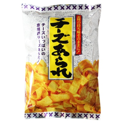Japanese Cheese Flavor Chips 72g