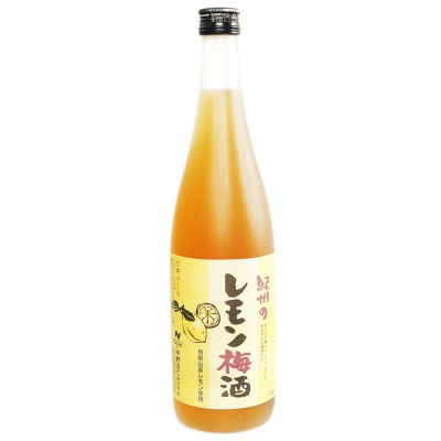 Jizhou Lemon Plum Wine 720ml