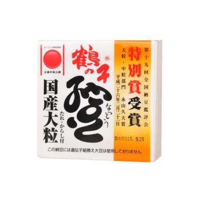 Tsurunoko Large Natto 110g