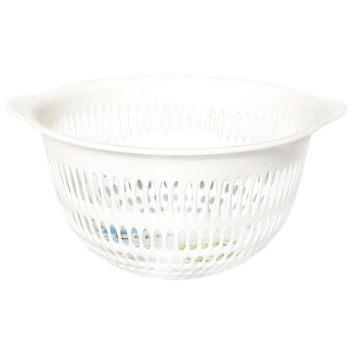 Inomata Coppo Filter basin(White) 16.9*15*8.3Hcm