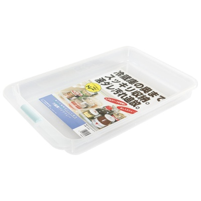 Inomata Freezer Wide Tray 20*31*3.7Hcm