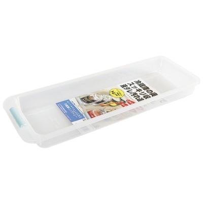 Inomata Freezer Long Tray 12.5*36.8*3.7Hcm