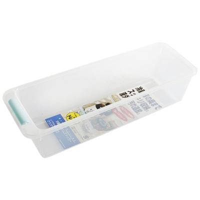 浪漫樱花冰箱用收纳盒 10.1*31*7.8Hcm