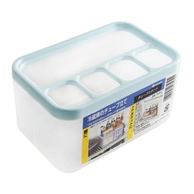 Inomata Freezer Tube stand Basket 13.1*8.4*7.2Hcm