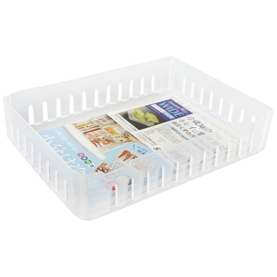Inomata Freezer Wide Tray 16.9*22.4*4.9Hcm