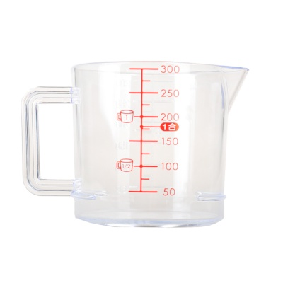 Inomata Plastic Measuring Cup 315ml