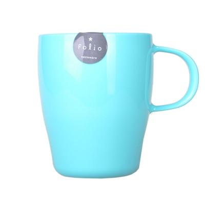 Inomata Plastic Mug (Blue) 310ml