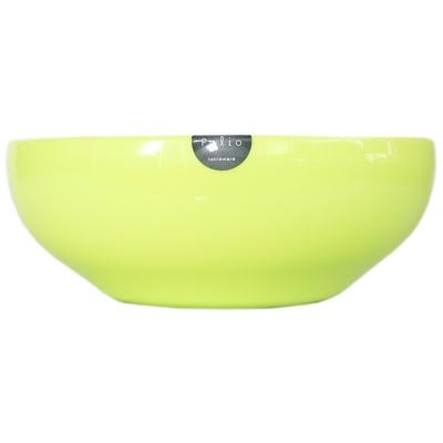 塑料碗-大(绿) 1p