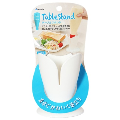 Inomata Table Stand(White) 1p