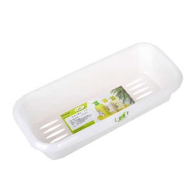 Inomata Storage Basket White 29*13.1*7.4