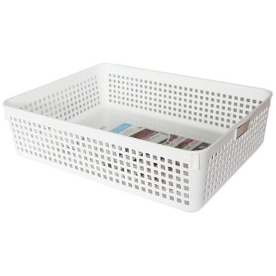 Storage Basket(White) 1p