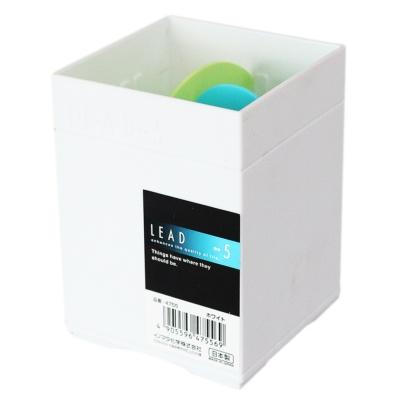 Lead Storage Box(White)
