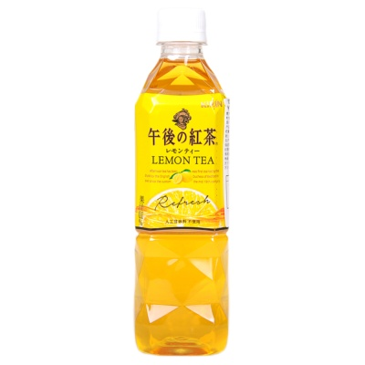Kirin Afternoon Tea Lemon Flavor 500ml
