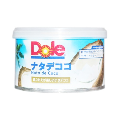 Dole Canned Coconut In Heavy Syrup 227g