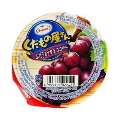 Tarami Grape Coconut Jelly 160g