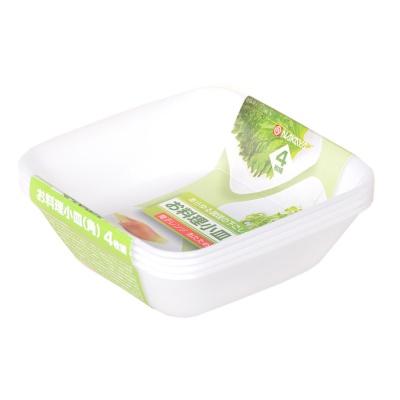 Nakaya Plastic Cooking Dish 4p