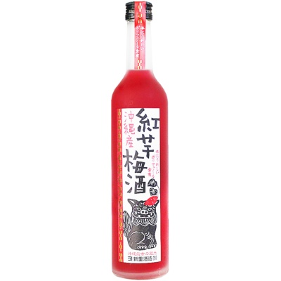Golden Hall Purple Potato Plum Wine 500ml