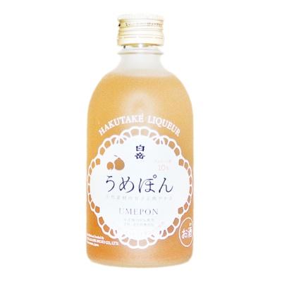 白岳柑橘梅子利口酒 300ml