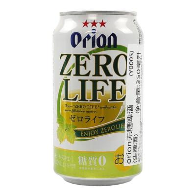 Orion无糖生啤酒 350ml