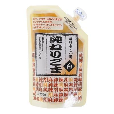 Kuki White Sesame Soy 170g