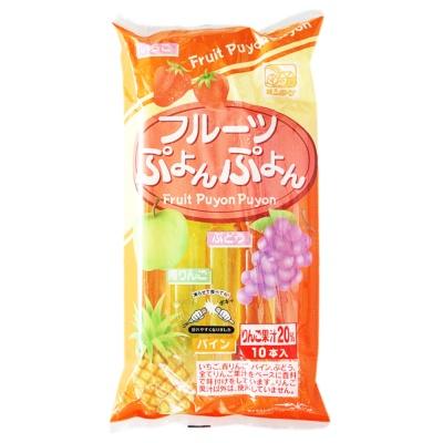 光武黄色水果味棒冰 63ml*10