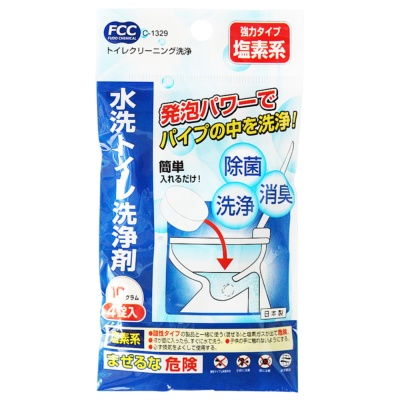 Fcc Toilet Cleaner 10g*4