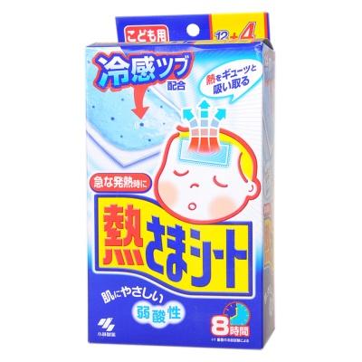 Kobayashi Cooling Gel Sheet for Kids 16p