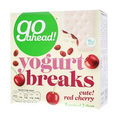 Go Ahead Yogurt Breakes(Red Cherry) 178g