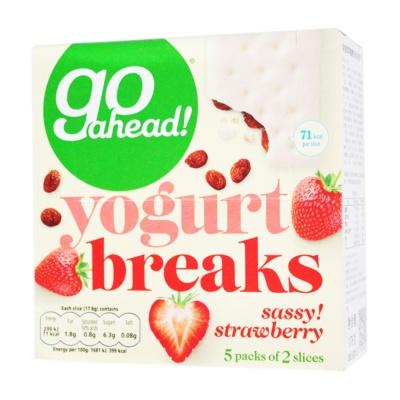 Go Ahead Yogurt Breakes(Strawberry) 178g