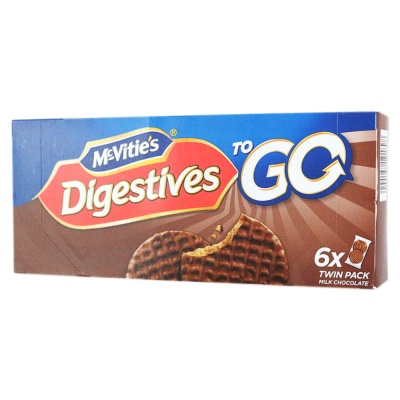 Mcvities Chocolate Digestive Biscuits 199.8g