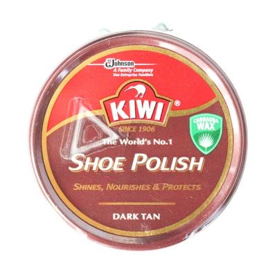 Kiwi 鞋油(褐色) 50ml