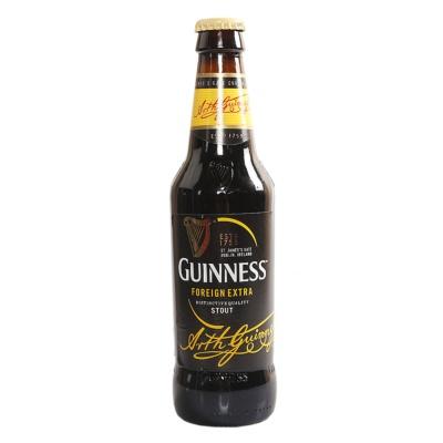 健力士黑啤酒(特酿) 330ml