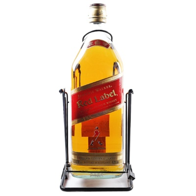 Red Label Whisky 4.5L