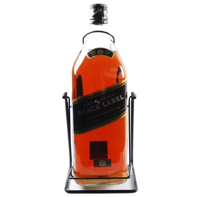 Black Label Whisky 4.5L