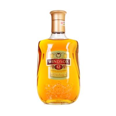 温莎12年威士忌 700ml