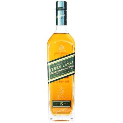 尊尼获加绿牌15年威士忌 750ml