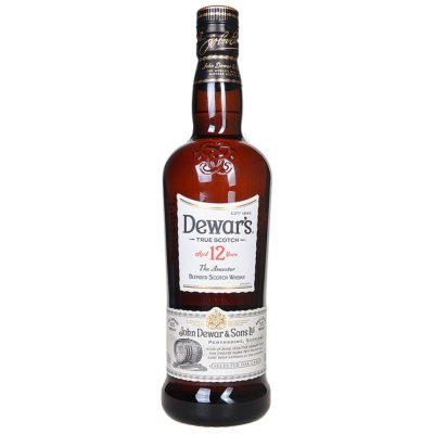 Dewar's 12years Blended Scotch Whisky 700ml