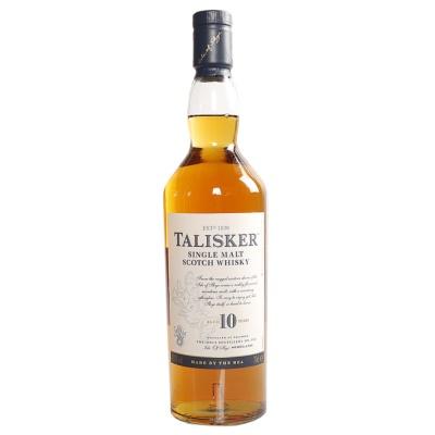 泰斯卡10年单一麦芽威士忌 700ml