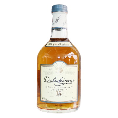 Dalwhinnie Highland Single Malt Scotch Whisky (Aged 15 Years) 700ml