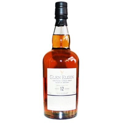 Glen Elgin 12 Years Speyside Single Malt Scotch Whisky 700ml