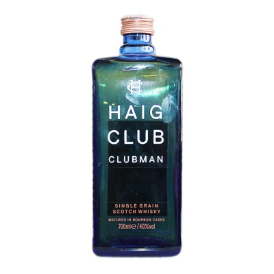 Haig Club Clubman Single Grain Scotch Whisky 700ml