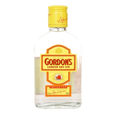Gordon's London Dry Gin 200ml