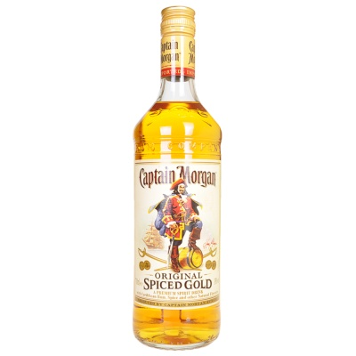 Captain Morgan Original Spiced Gold Rum 700ml