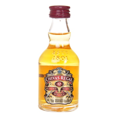 Chivas Recal 12 Years Whisky 50ml