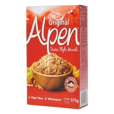 Alpen Swiss Style Oat Nuts Breakfast 375g