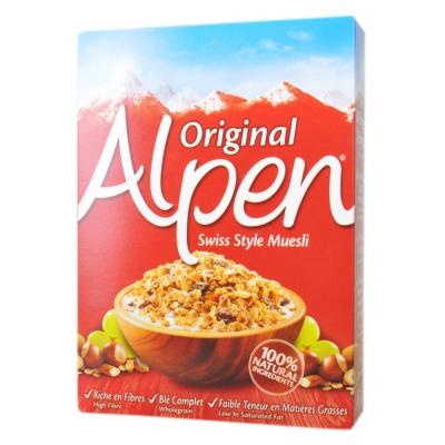 Alpen Original Swiss Style Muesli 625g