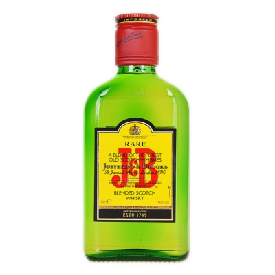 J&B Blended Scotch Whisky 200ml