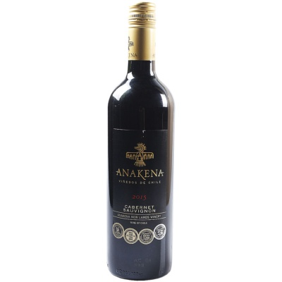 Anakena Cabernet Sauvignon Red Wine 750ml